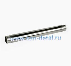 """Бочонок 3/4"""" х 250 мм из нержавеющей стали"""