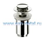 Донный клапан «классический» с переливом