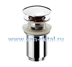 Донный клапан с переливом