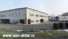 Фото завода General fittings