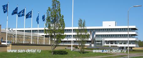 здание Grundfos