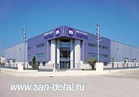 завод Industrias Mateu