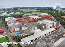 фото завода Ostendorf