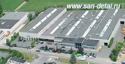 фото завода Sanha