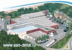 завод Valsir