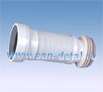 Гофра армированная 550 мм
