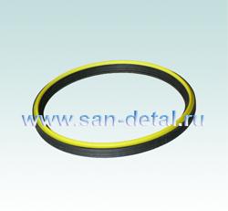 Кольцо с влитым каркасом для раструба 110 ø