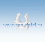 Крепёж-клипса для дренажной трубы