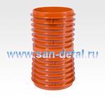 Муфта проходная 110 ø /240 мм для стен и фундаментов