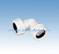 Отвод компрессионный 90° R2M