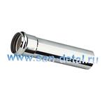 Труба 32 ø х 125 мм с раструбом