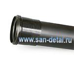Труба канализационная 108 ø /1000 мм