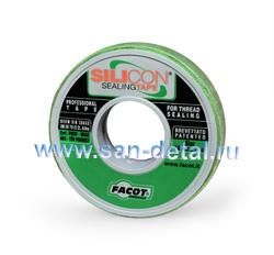 Уплотнительная лента 14 мм Silicon sealing tape 15 метров