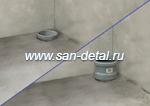 Пример монтажа восстановителя 110 мм на объекте