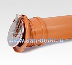 Выпускной обратный клапан 110 ø