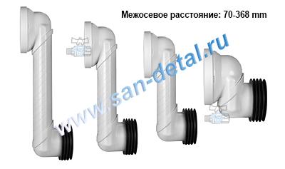 Z эксцентрик-угол универсальный 70-368 мм